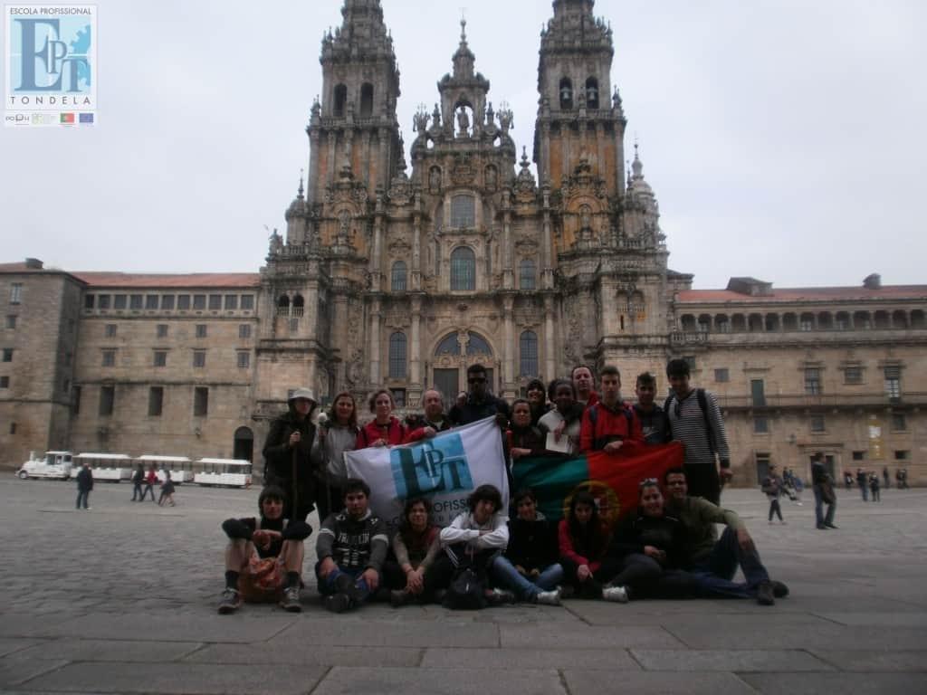 Caminhada a Santiago de Compostela 2012