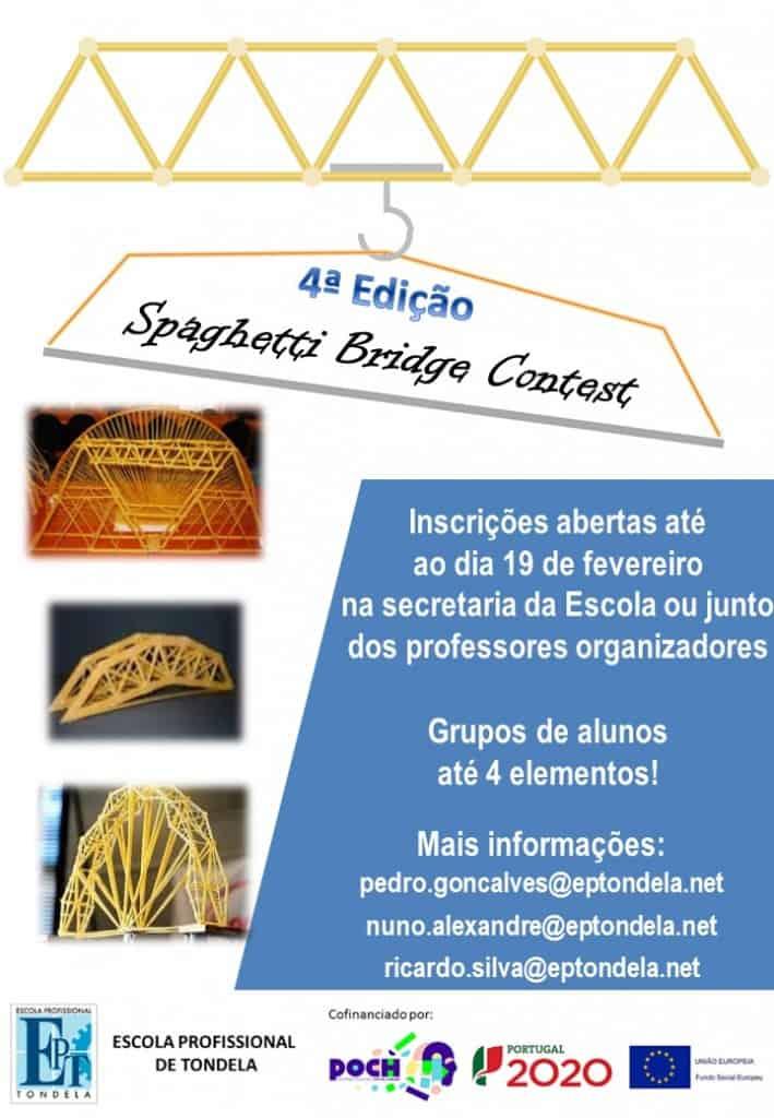 4º Spaghetti Bridge Contest [Regulamento]