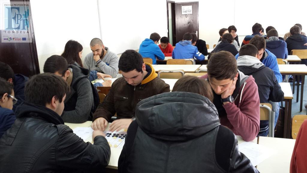 [Fotos no Facebook] Campeonato de Jogos Matemáticos 2015