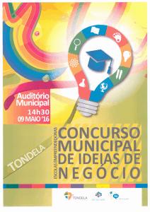participa no Concurso Intermunicipal de Ideias de Negócio 2016