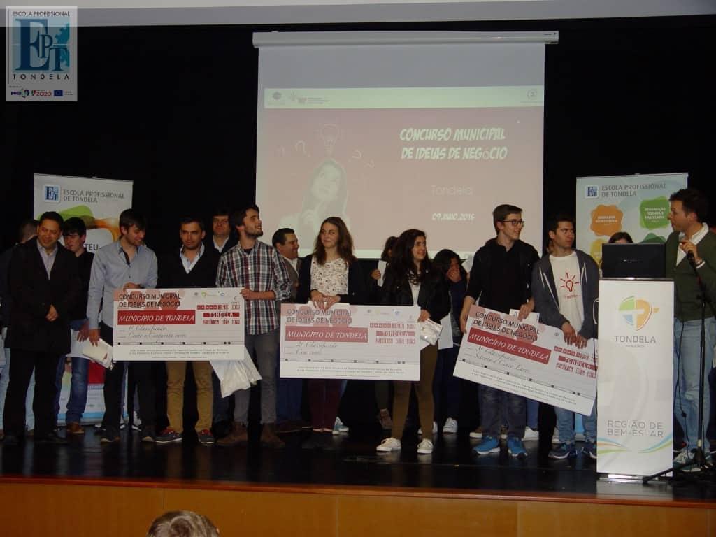 [Fotos no Facebook] Concurso Intermunicipal de Ideias de Negócio – Final Concelhia