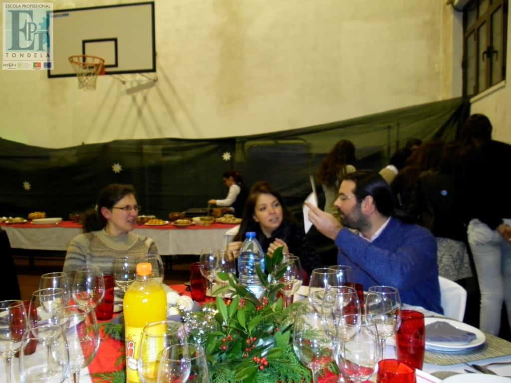 Jantar de Natal 2014 [Fotos no Facebook]
