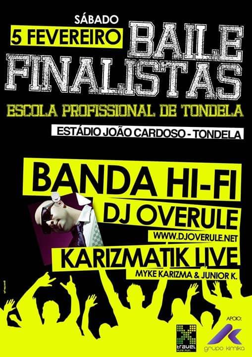Baile de Finalistas 2011