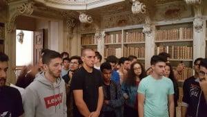 Visita de Estudo ao Palácio Nacional de Mafra e à Tapada de Mafra [Fotos no Facebook]