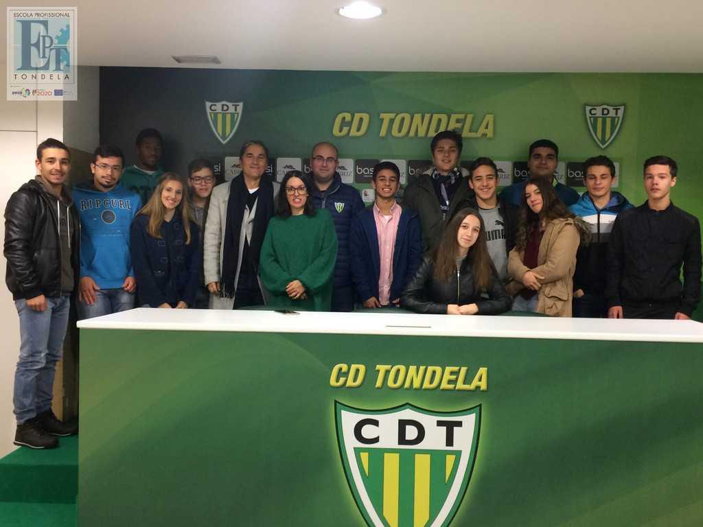 Visita ao Complexo Desportivo João Cardoso